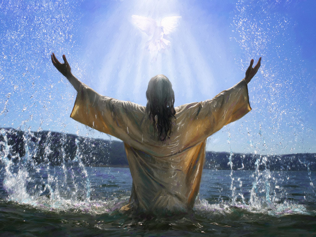 A Loving Mighty Savior Image